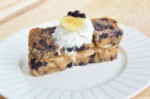grilled-wild-blueberry-almond-butter-sandwich