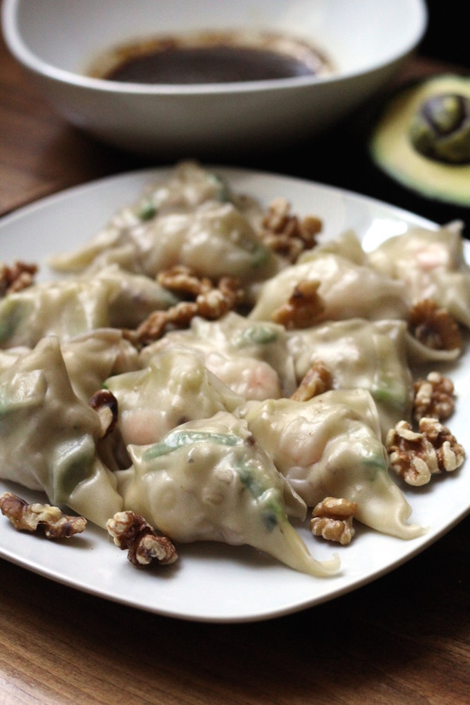 Walnut-Potstickers