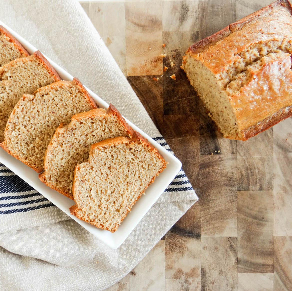 Creative Quick Breads - Day 2 {November 20, 2015}