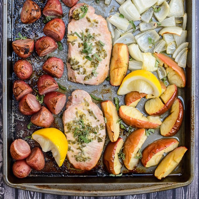 Sheet Pan Meals {September 2017}