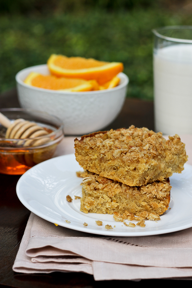 Honey & Orange Bars-4704