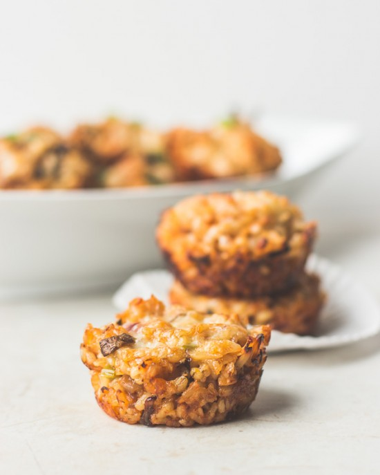 Baked-Asian-Chicken-Rice-Balls-with-Cheddar-8